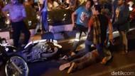 Mendebarkan! Video Penangkapan Begal Sadis Diwarnai Tembakan
