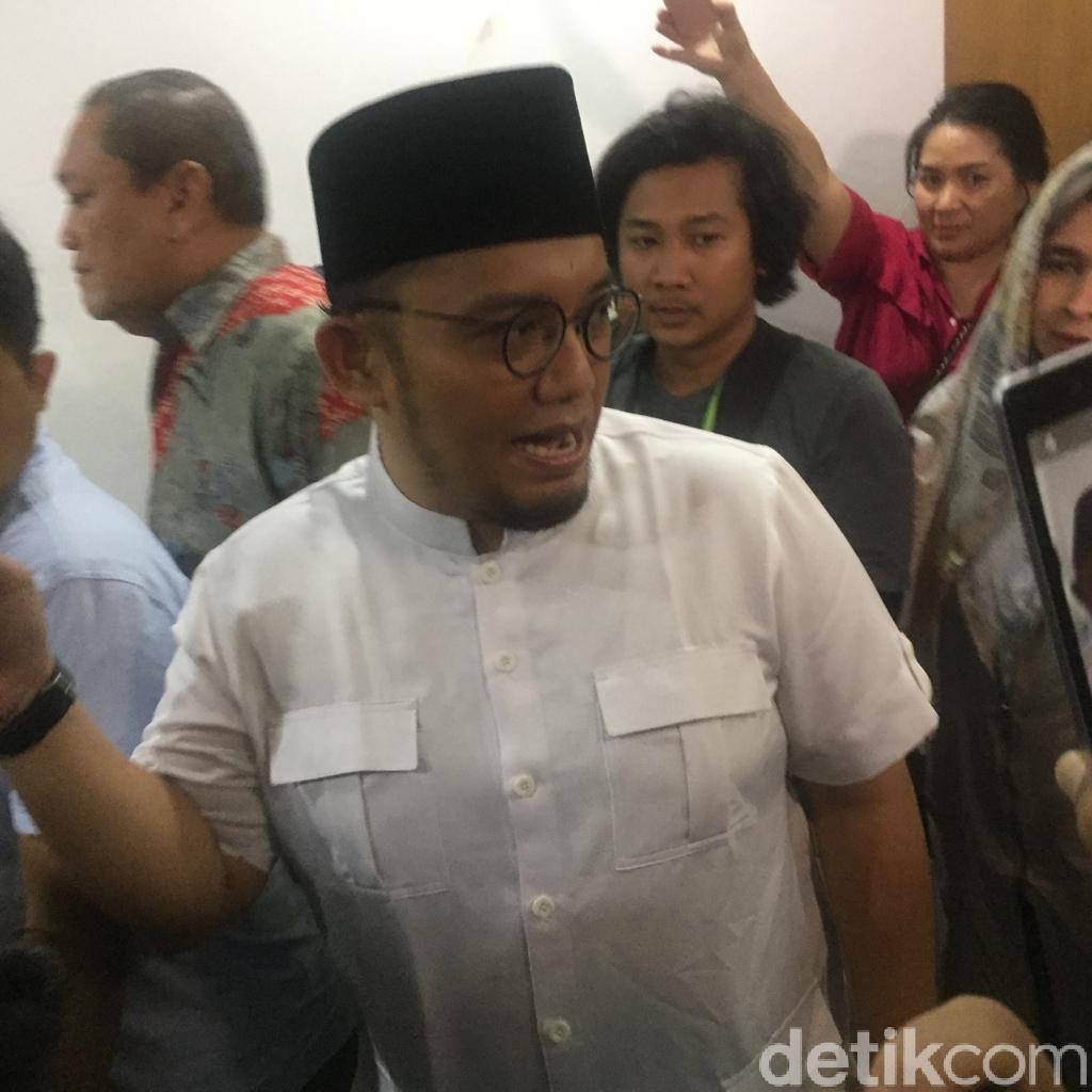 Tim Prabowo akan Ajukan Penangguhan Penahanan Eggi-Lieus