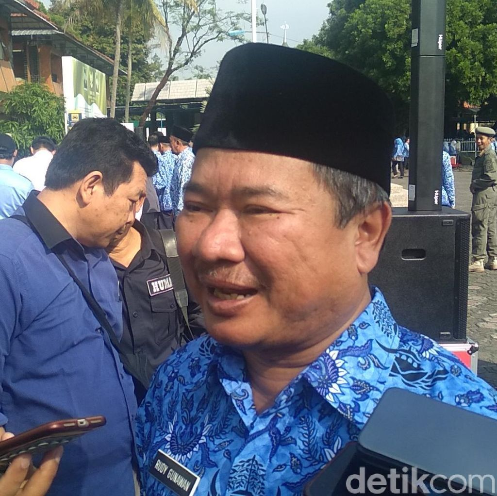 Bupati Garut Ancam Pecat PNS yang Ikut Aksi 22 Mei di Jakarta