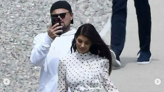 Dibully Terus, Ini Doa Pacar Leonardo DiCaprio