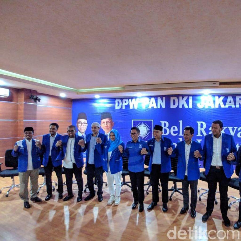 Putra Din Syamsuddin dan Putri Zulhas Jadi Anggota DPRD DKI dari PAN