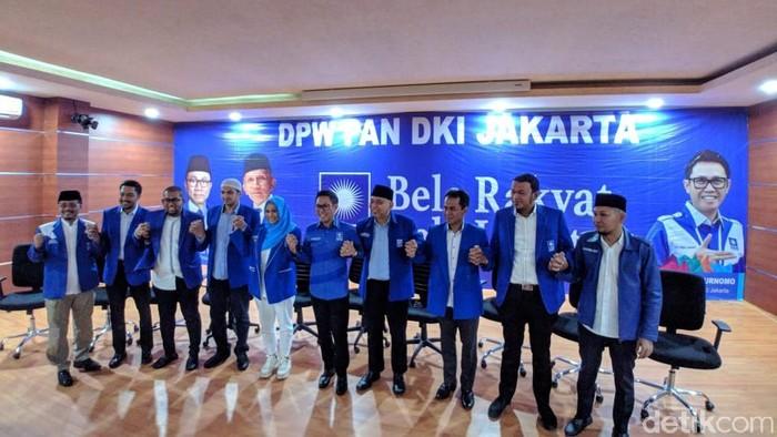 PAN DKI Jakarta (Foto: Jefrie/detikcom)