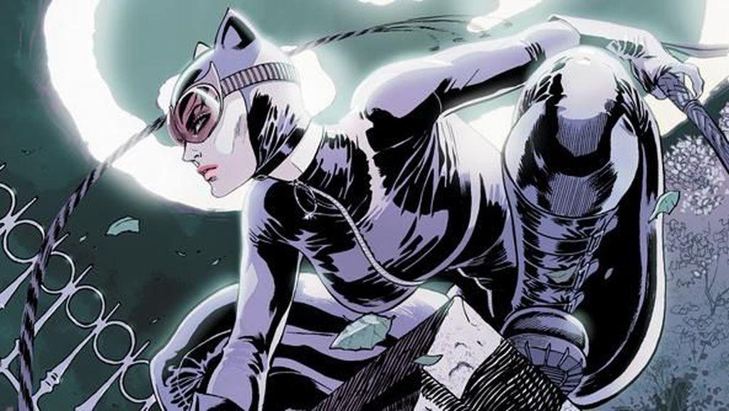 Catwoman dan Penguin Disebut Jadi Villain di The Batman