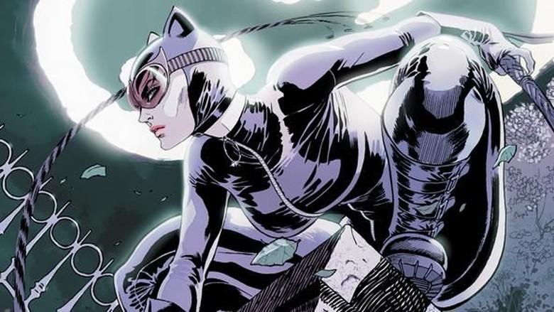 Menebak Villain Batman Versi Robert Pattinson