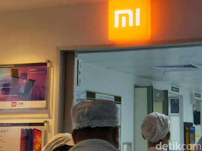 Ilustrasi logo Xiaomi. Foto: detikINET/Adi Fida Rahman