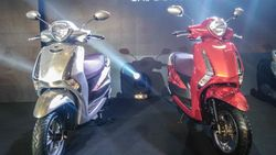 Yamaha Luncurkan Skuter Baru, Modelnya Mirip Piaggio