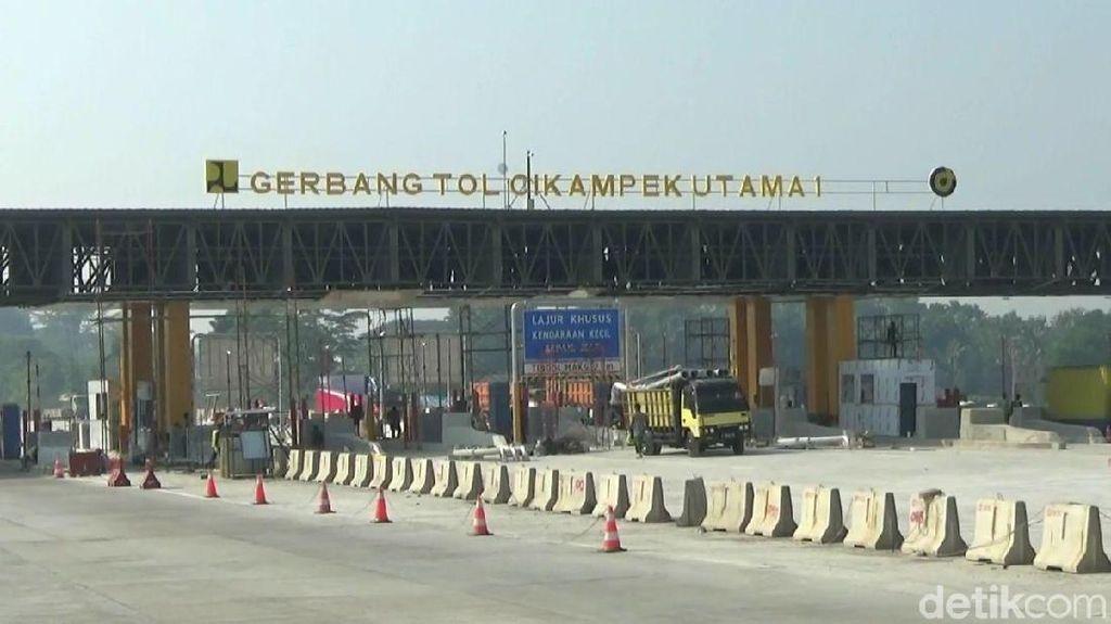 Dear Pemudik, Isi Ulang Uang Digital Bisa di Eks GT Cikarang Utama