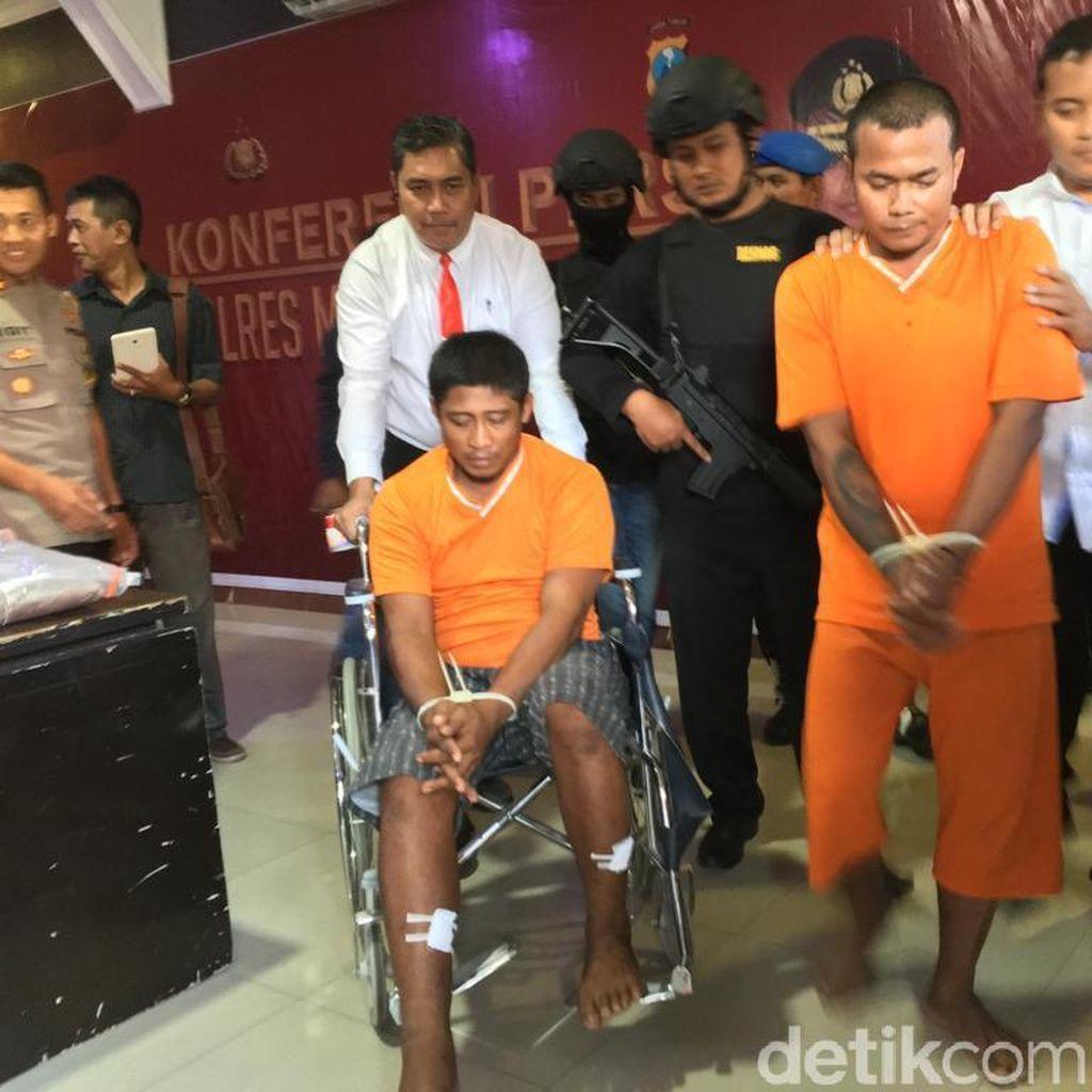 Terungkap Motif Sebenarnya Kasus Mayat Terbakar di Mojokerto