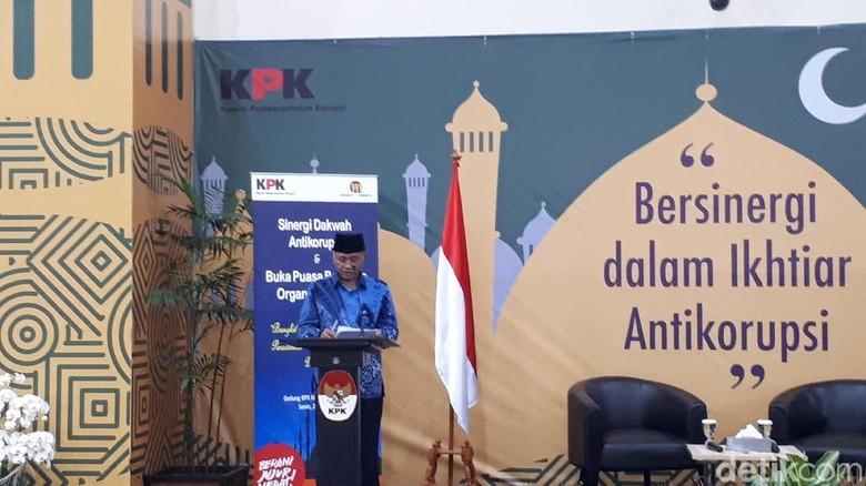 Agus Rahardjo di Depan Ormas Agama: KPK Sudah Lama, Korupsi Masih Merajalela