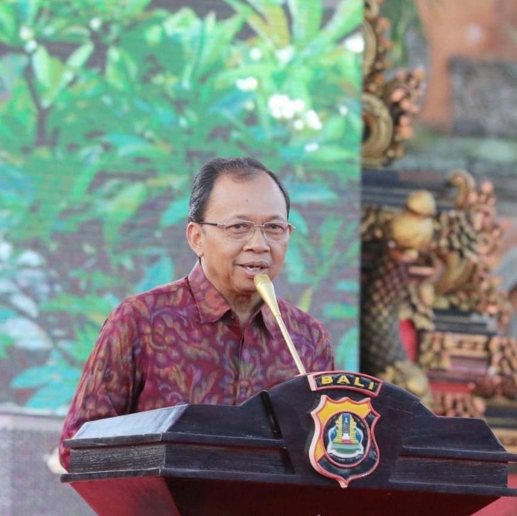 Gubernur Koster Minta Kepala Daerah di Bali Setop Kampanye KB 2 Anak Cukup