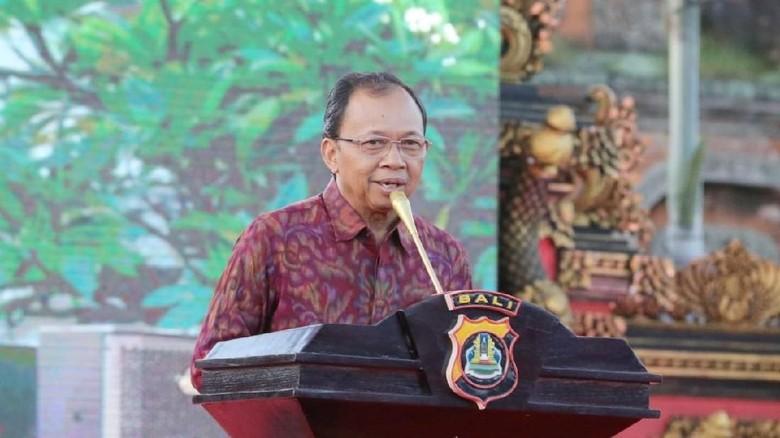 Gubernur Koster Ucapkan Selamat ke Jokowi-Amin