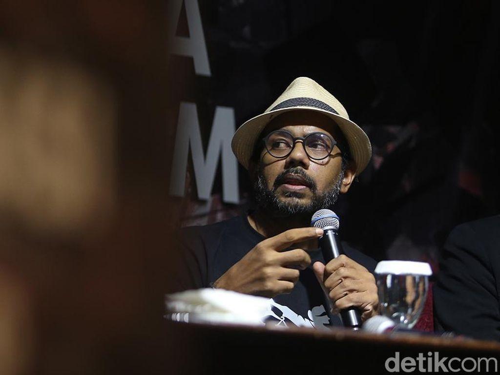 Haris Azhar Kirim Surat Tolak Jadi Saksi, Tim Prabowo: Kalau Ada Bagus