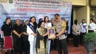 Polres Jakbar Raih Penghargaan atas Pengungkapan Narkoba hingga Premanisme
