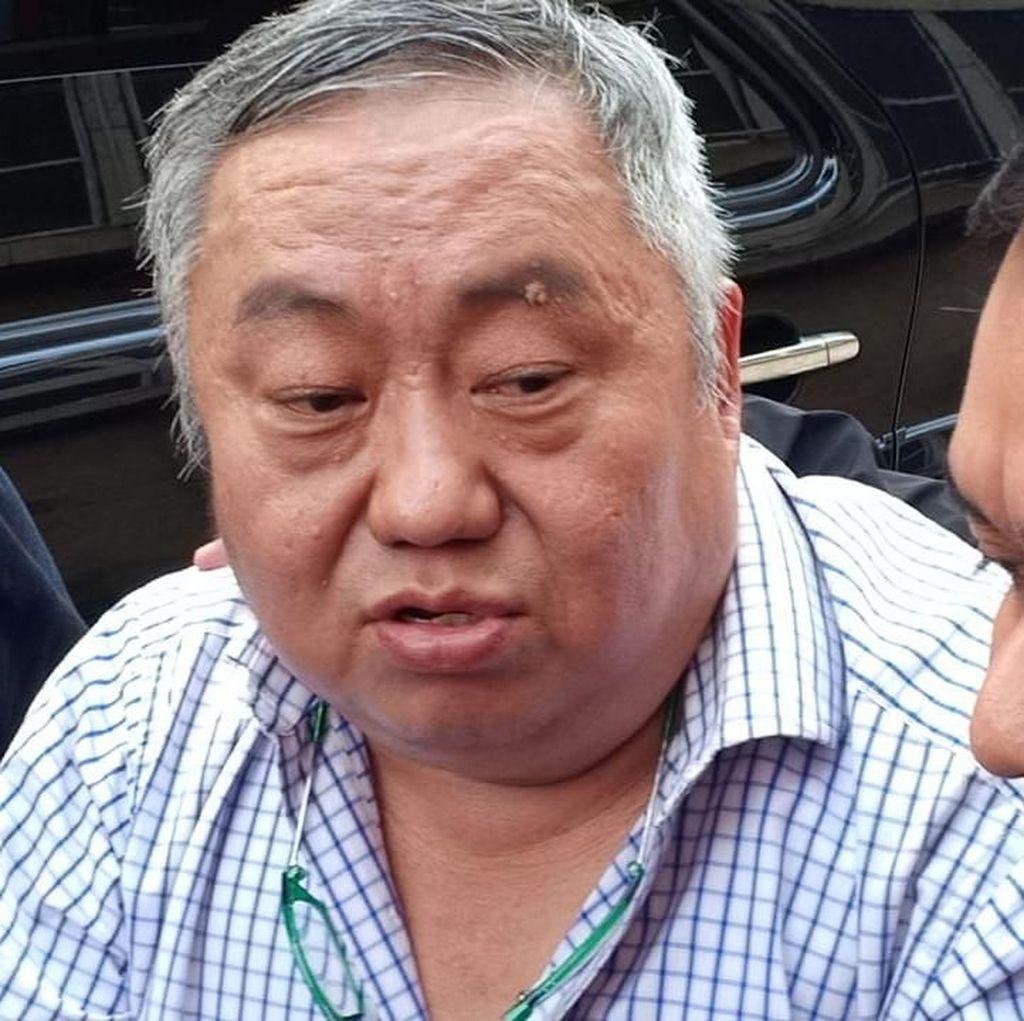 Ditangkap, Lieus Shungkarisma Tolak Air Minum dari Polisi