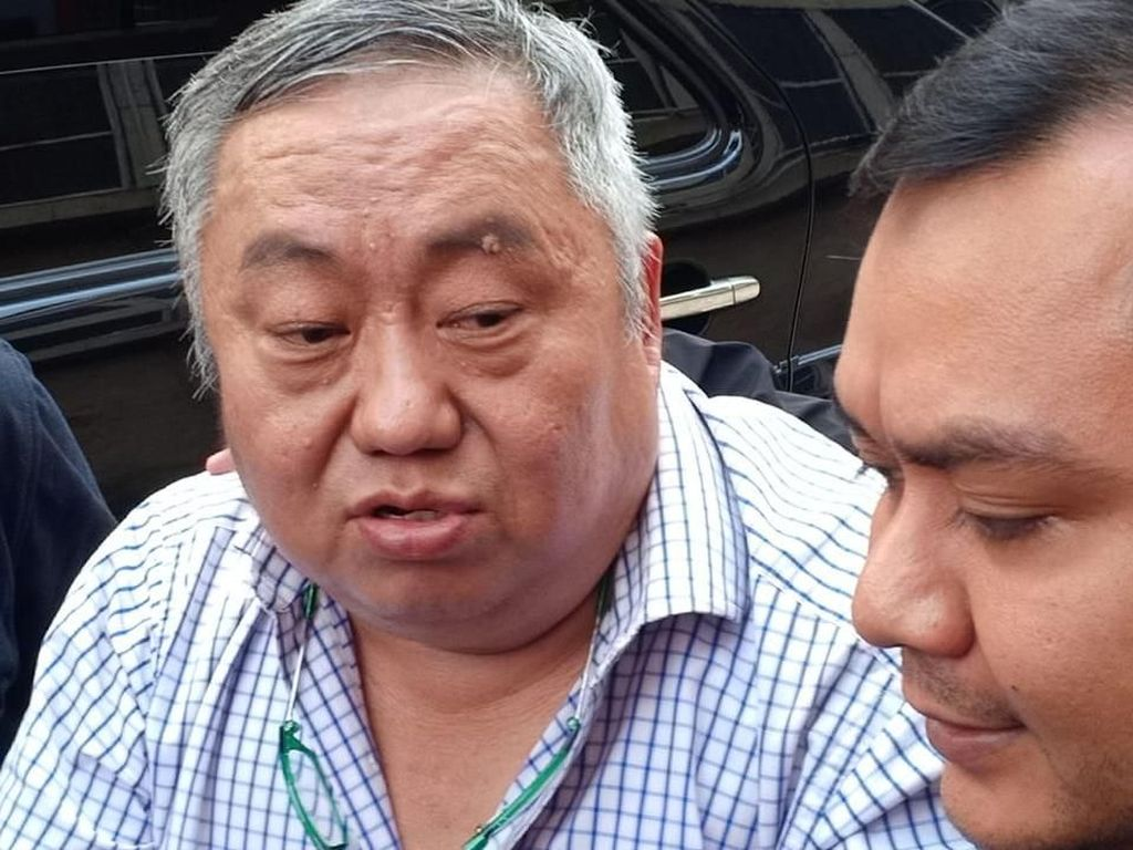 Momen Lieus Sungkharisma Ditangkap Polda Metro Jaya
