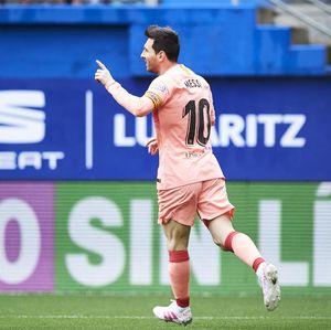 Lagi-lagi Lionel Messi El Pichichi