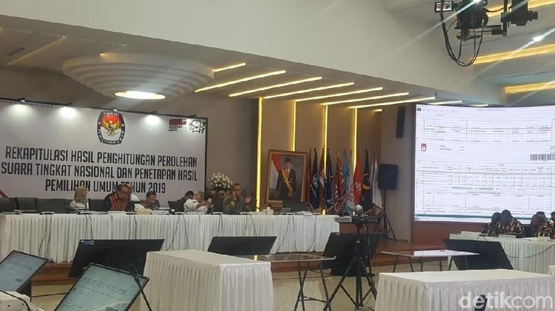 Rekapitulasi Pileg Papua: NasDem Unggul, Raup 787 Ribu Suara
