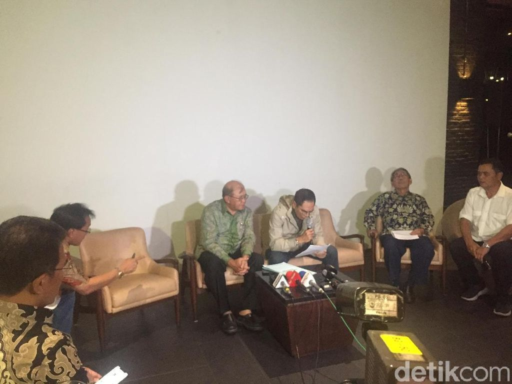 Eks KSAD Minta Purnawirawan Tak Bertindak Inkonstitusional Terkait Pemilu 2019