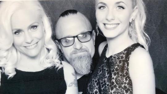 Putri Personel Slipknot Sempat Jadi Alkoholik Sebelum Wafat di Usia 22