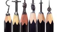 Kreatif Nih, Ujung Pensil Bisa Dibentuk ala Game Of Thrones