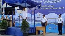 Menhub Resmi Membuka Posko Kapal Laut Mudik Lebaran 2019