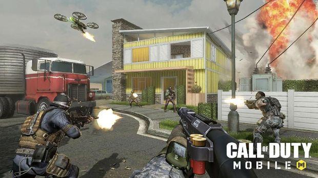 Sepekan Dirilis Call Of Duty Mobile Tembus 35 Juta Download