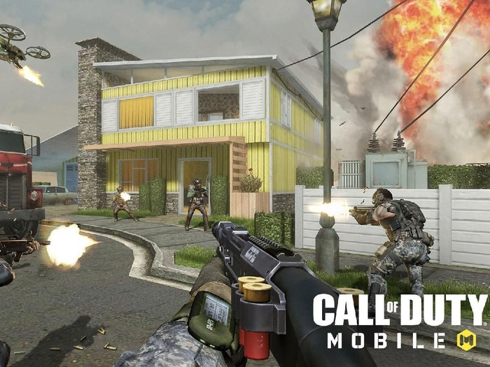 Call of Duty mobile. Foto: Activision