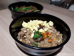 Green Wok: Buka Puasa Sehat Pakai Nasi Konnyaku Goreng Kecombrang Plus Lidah Sapi