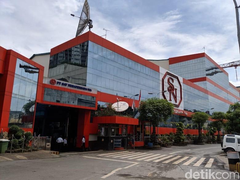 Proses perakitan Redmi Note 7 dilakukan di fasilitas produksi PT Sat Nusa Persada di Batam. (Foto: Adi Fida Rahman/detikINET)