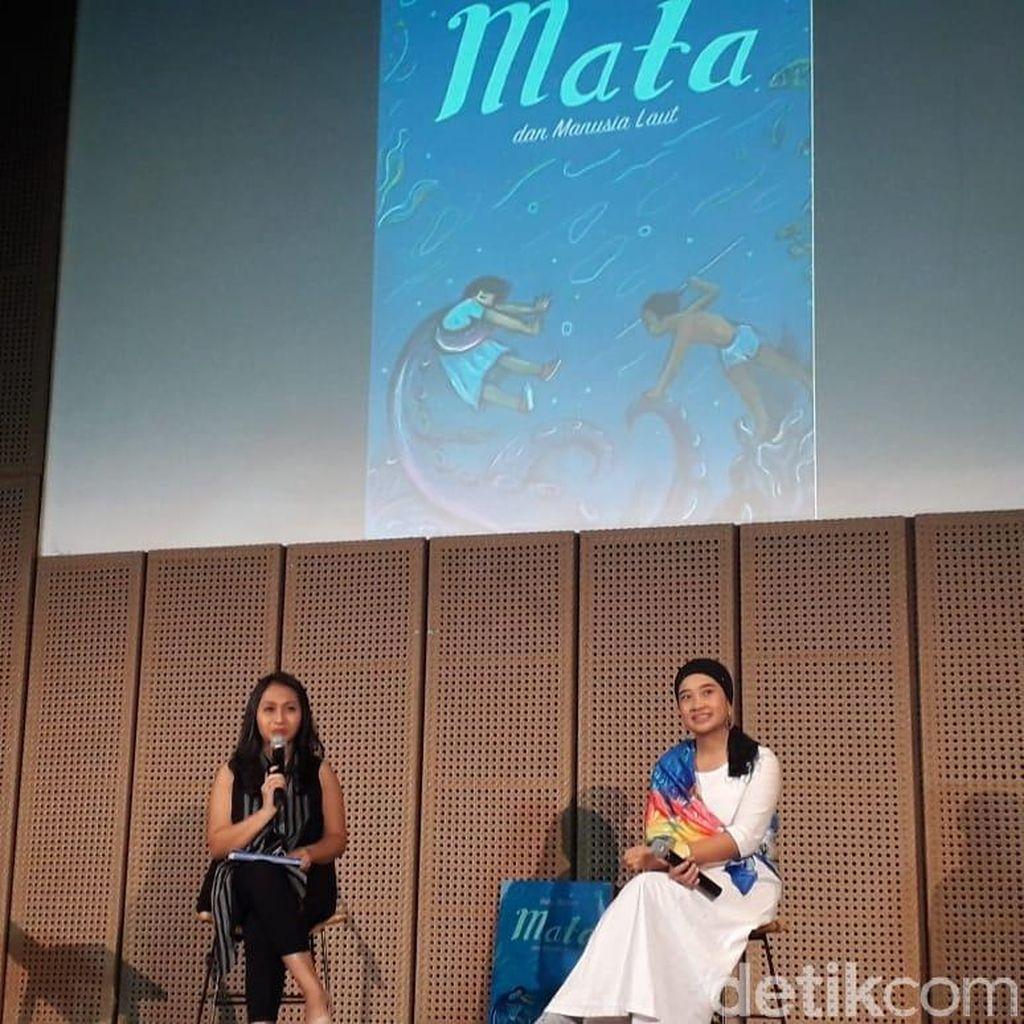 Kekuatan Mitos hingga Imajinasi di Balik Novel Mata dan Manusia Laut