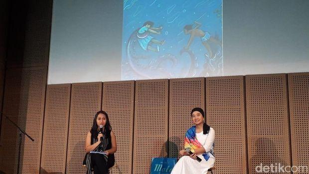 Novel 'Mata dan Manusia Laut' Ajak Pembaca Bertualang ke Suku Bajo