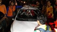 Diduga Palang Tak Menutup, KA Jayakarta Tabrak 4 Kendaraan di Solo