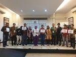 Penggiat Demokrasi Serukan Pemilu Damai, Minta Densus 88 Beri Rasa Aman