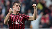 Piatek Bikin Gol Lagi, Milan Kalahkan Frosinone