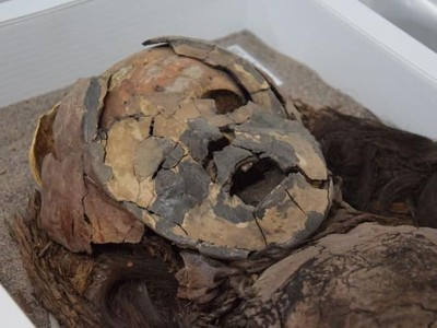 Foto: Mumi Tertua di Dunia yang Bukan dari Mesir