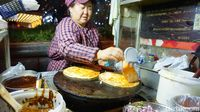 Jianbing, Martabak Khas China yang Gurih Padat Isian