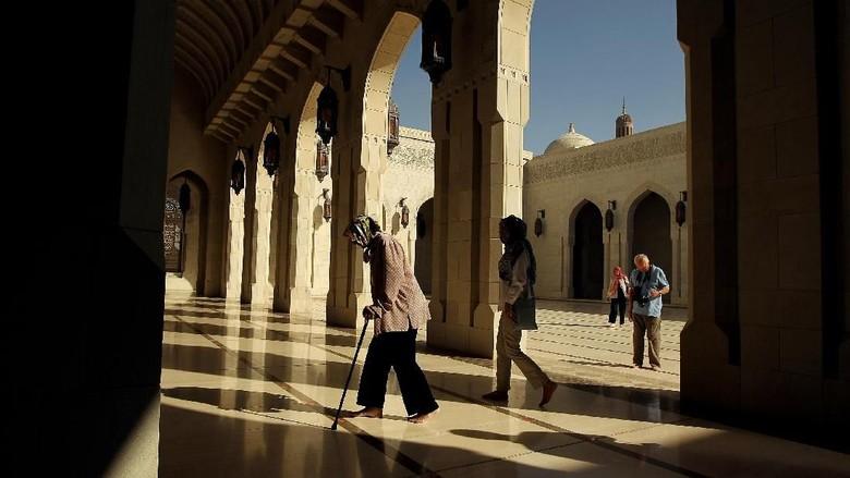 Oman, satu-satunya negara di dunia yang namanya diawali huruf O. (Getty Images)