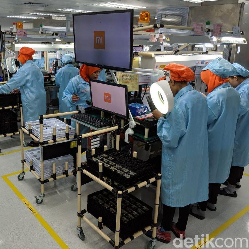Produksi Redmi Note 7 Digeber agar Tak Lagi Jadi Ponsel Gaib