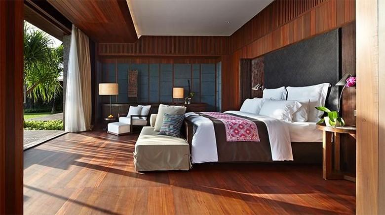 Ilustrasi kamar hotel (Hotel Bulgari Resort Bali)
