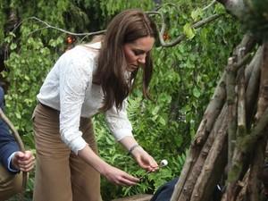 Intip Cantiknya Taman Kate Middleton, Dihiasi Bunga Favorit Putri Diana