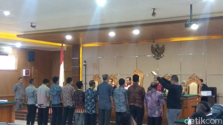 Sidang Kasus Bupati Cianjur, Saksi Beberkan Detik-detik OTT Kadisdik