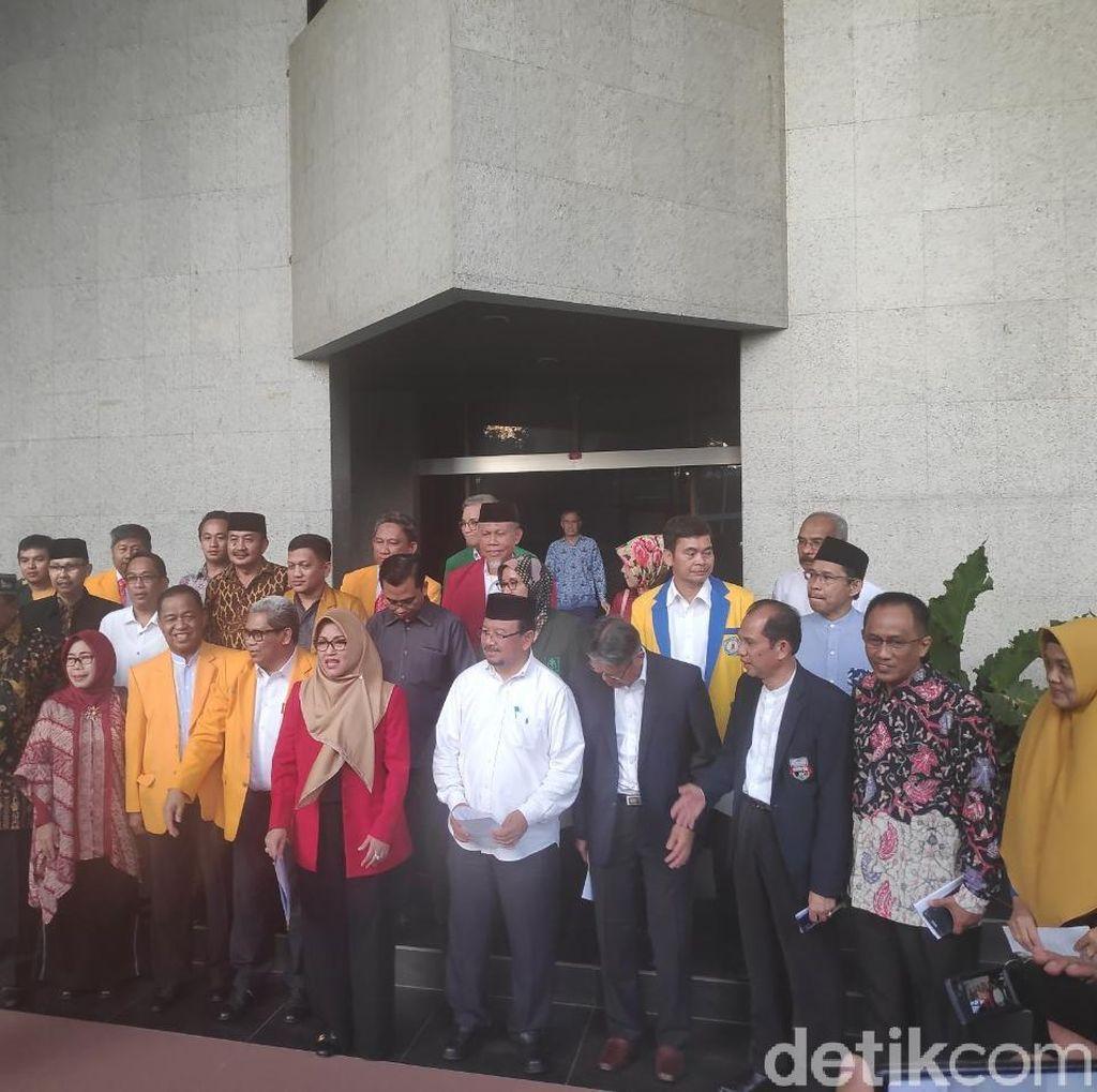 Jelang 22 Mei, Perguruan Tinggi se-Sulsel Ingatkan Jaga Keutuhan Bangsa