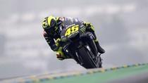 Rossi Sudah Menyerah Saingi Marquez di Musim Ini?