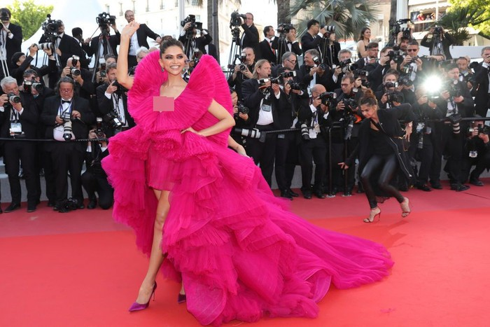Deepika Padukone. Foto: Getty Images