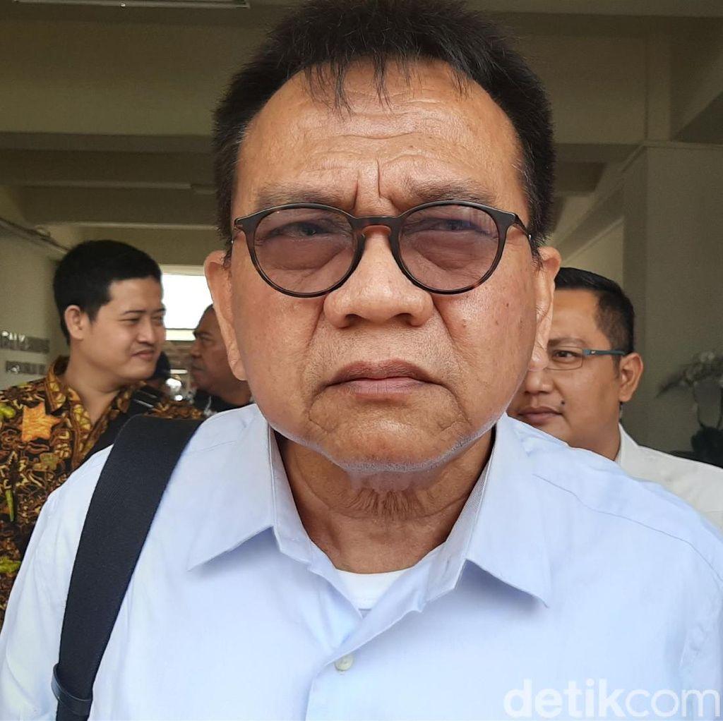 Taufik Pertimbangkan Maju Jadi Wagub Jika Calon PKS Ditolak DPRD DKI