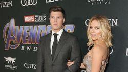 Resmi Tunangan, Scarlett Johansson Nikah untuk Ketiga Kali?