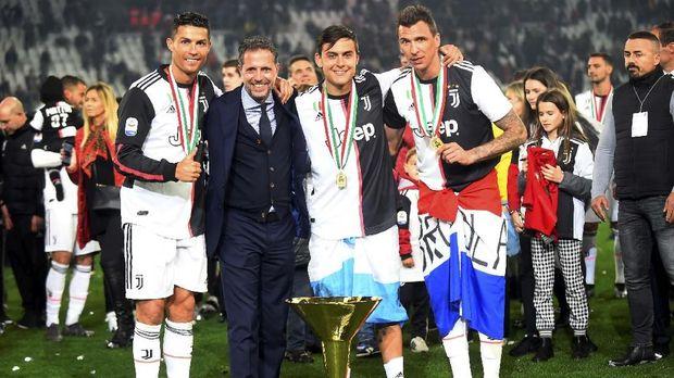Juventus sudetto Serie A Liga Italia 2018/2019.