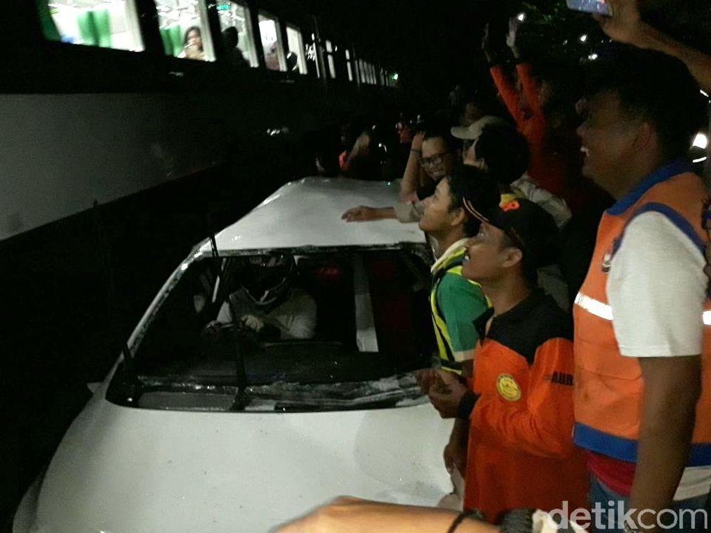 Korban Tabrakan KA Jayakarta di Solo: Palang Pintu Tidak Menutup