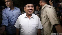 Prabowo Kirim Pesan ke Massa: Walaupun Ini Aksi Damai, Pulanglah Istirahat