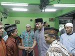 Bukber Warga, Wali Kota Hendi Bicara Stok Daging Hingga Aksi 22 Mei